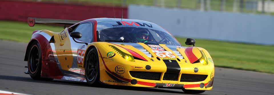 JMW Ferrari 458