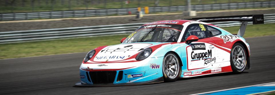 GT Asia Porsche